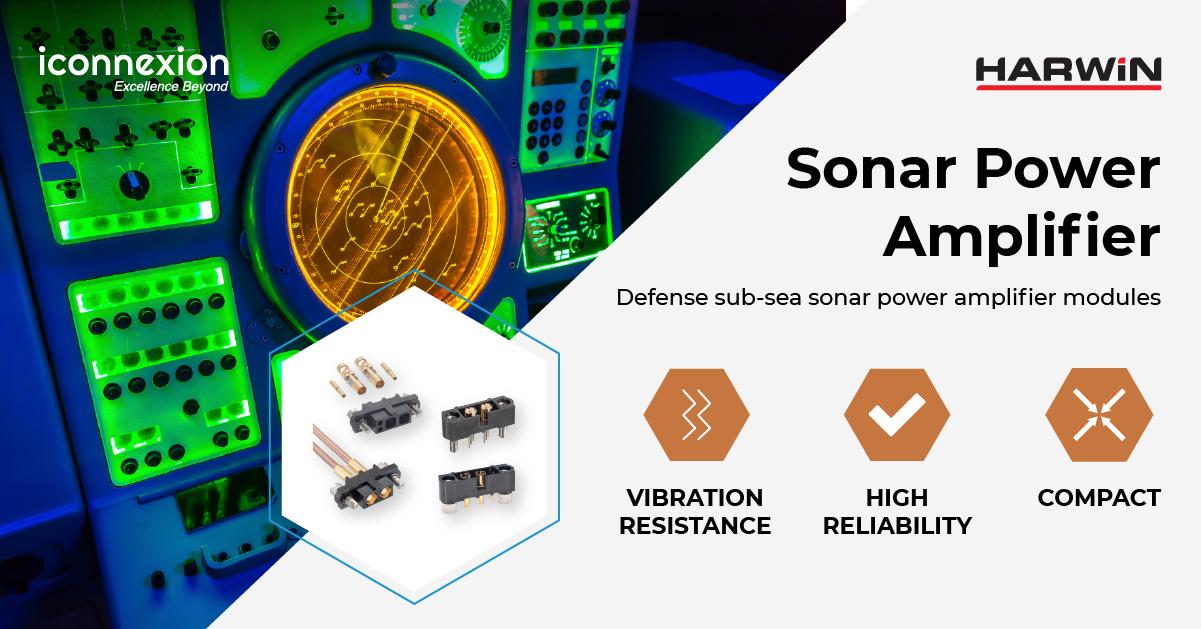 Sonar Power Amplifier